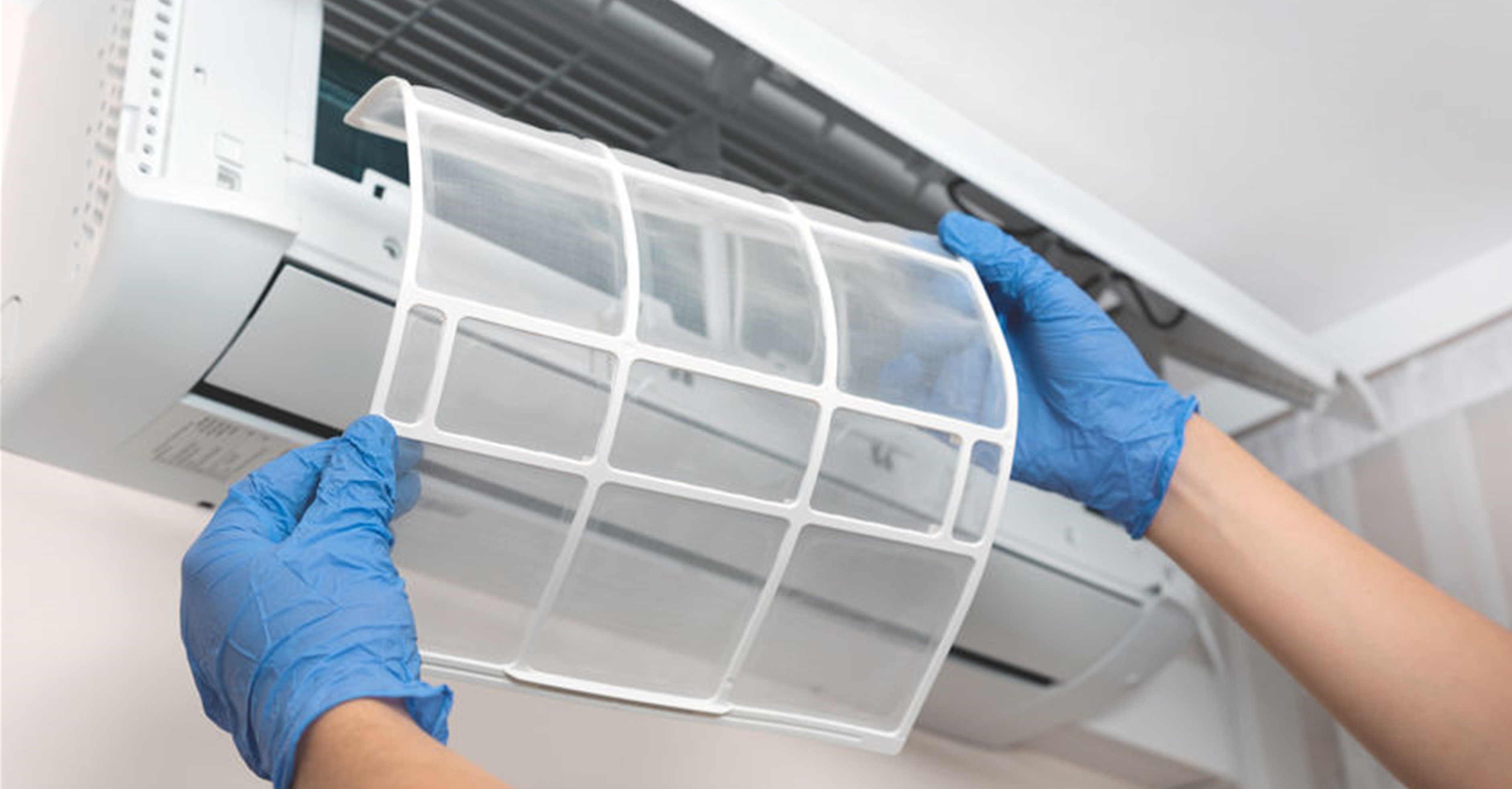 Clean or Replace Air Filters and Fan Screens