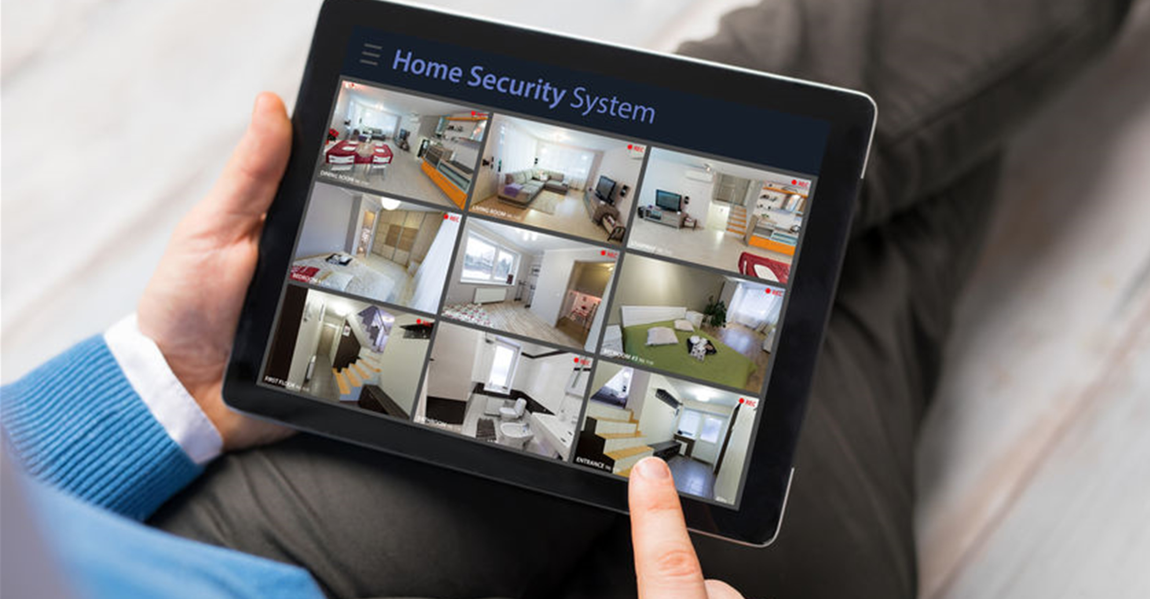 Protecting your Home Gadgets from Hacking